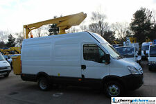 2008 Iveco Daily Powered Access Cherry Picker Access Platform - 12.5 Metre