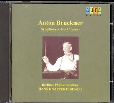 BRUCKNER - Symphony 8 - Hans KNAPPERTSBUSCH / Berliner Philharmoniker - Aura