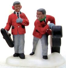 Dept 56 Christmas In The City - Steppin Out On The Town 58885 2 Musicians Figure