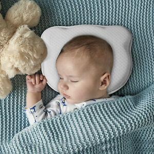 Cuscino Neonato Plagiocefalia per la Prevenzione e Cura della Testa Piatta