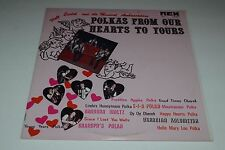 Walt Cieslik and the Musical Ambassadors~Polkas From Our Hearts To Yours