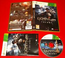 QUANTUM THEORY XBOX 360 Versione Italiana (leggi dentro) 1ª Ed ○ COMPLETO - FG