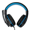 3.5mm GAMING HEADSET with MICROPHONE & VOLUME CONTROL for PS4 PRO PC PS VITA