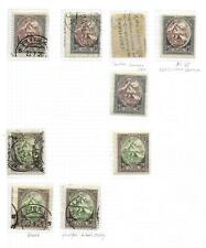 Latvia stamps 1920 MI 44-45 specialised collection HIGH VALUE!