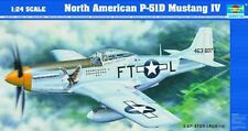 Trumpeter 1/24 02401 North American P-51D Mustang IV