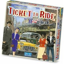Ticket to Ride New York - New