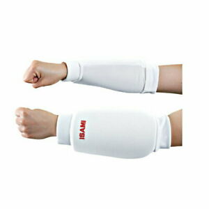 ISAMI Forearm Guard Color White for Women free shipping from JAPAN
