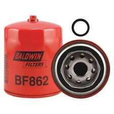 BALDWIN FILTERS BF862 Fuel Filter, 4-23/32x3-11/16x4-23/32 In