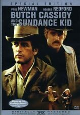 Butch Cassidy And The Sundance Kid - Special Edition ✨✨✨New Dvd✨✨✨