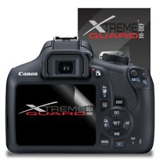 6-Pack Clear XtremeGuard HI-DEF Screen Protector For Canon EOS Rebel T6