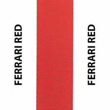 FOR Ferrari Red Seat Belt Webbing Replacement - Mail in Your Seat Belts  ⭐⭐⭐⭐⭐