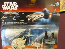 MICRO MACHINES STAR WARS FALL OF THE EMPIRE  NEW SEALED