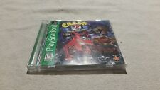 Crash Bandicoot 2 Cortex Strikes Back Greatest Hits (PlayStation 1) COMPLETE PS1