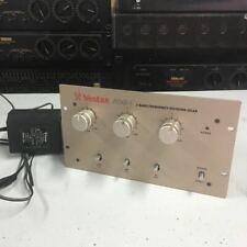 Vestax FDG-1 3 Band Frequency Dividing Gear Isolator DJ EQ Filter DCR-1200 Type