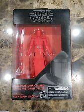 "Star Wars The Black Series Elite Praetorian Guard 3.75 """