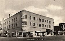 The Royer Building in Ephrata PA OLD