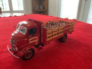 Budweiser 1938 GMC Delivery Truck, The Danbury Mint, 1:24 Scale