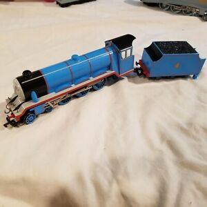 Bachmann  Thomas The Tank Blue Engine with Moving Eyes Special HO with #4 tender