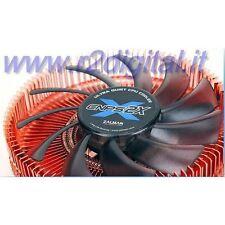 DISSIPATORE ZALMAN CPU AMD INTEL BASSO PROFILO 775 1156 1155 1150 AM2 AM3 FM1 FM