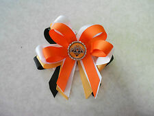 Wests Tigers Hair Bow