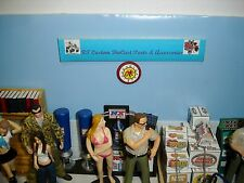 OK Used Car Clock- SCALE-1/18 & 1/24 for your shop/garage/diorama