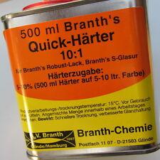 """(48,40€/l) 500ml Branth´s """" Quick-Härter-Konzentrat """"  für Brantho Korrux"""