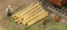 FALLER HO scale ~ 'LOGS' ~ PLASTIC MODEL KIT-SET #180925