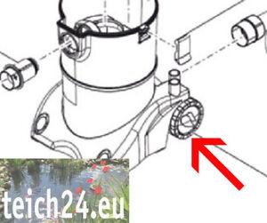 Ersatzrad-Set (2er) passend für Pondovac 4 # 13910