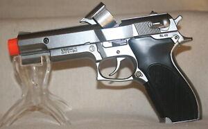 GOHNER Cap Gun Pistol with Big Orange Tip for Safety BRAND NEW 26001