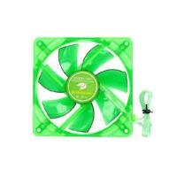 EVERCOOL  60mm x 15mm Ever Green Cooling Case Fan EGF-6