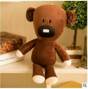 30cm Mr Bean Teddy Bear Plush Doll Soft Stuffed Animal Birthday Gift Toy Kid NI1