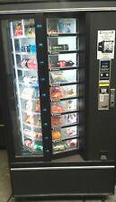 Crane National 430 Shoppertron Cold Food/Drink Vending Machine  Refurbished