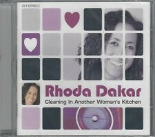RHODA DAKAR - CLEANING IN ANOTHER WOMAN'S KITCHEN - (sealed cd) - MOON CD 107