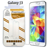 Galaxy J3 Tempered Glass Screen Protector Genuine Gorilla for Samsung