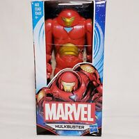 "HULKBUSTER Marvel Comics Action Figure 6"" Hasbro New"