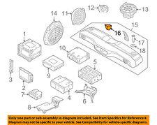 PORSCHE OEM 06-12 Boxster Stereo Audio Radio-Bezel 9875514270001C