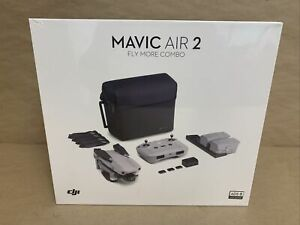 DJI Mavic Air 2 Fly More Combo ~ New In Sealed Box ~ No Reserve Auction!
