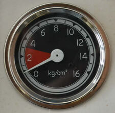Öldruckmanometer mechanisch Einbaumaß 60,0 Beleuchtung Traktor Schlepper 60205