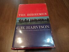 The Horsemen- C.W. Harvison, Royal Canadian Mounted Police, 1967