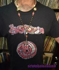 """DYSTOPIA Band Official New """"Graff Style"""" T-Shirt Punk Crust"""
