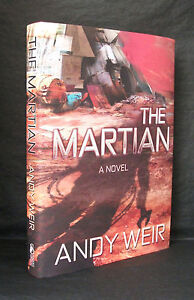 THE MARTIAN Andy Weir US SIGNED LTD 1st ED Subterranean Press