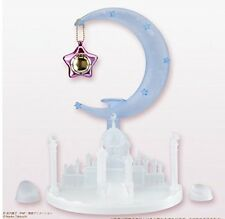 Sailor Moon Castle Accessory Stand & Memory Starry Sky Music Box Pink Ver. L/E