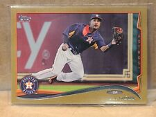 2014 L. J. Hoes /2014 Topps Gold Parallel