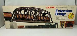 1981 Lionel Extension Bridge with Box 6-2122