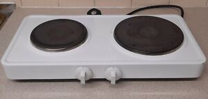 Twin Ring Electric Hob, good working order, Used