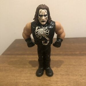 WWF/WWE Sting Mattel Retro Action Figure