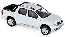 Renault Duster Oroch Pickup 2015-18 weiß white 1:43 Norev