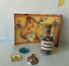 fairy garden fairy dust fairy treasure & pirate treasure map
