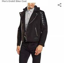 BL7CK Mens Jacket Size Small Black