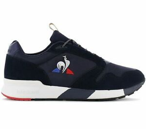 Le Coq Sportif Omega X Hommes Sneaker Bleu 2010171 Loisirs Chaussures Neuf